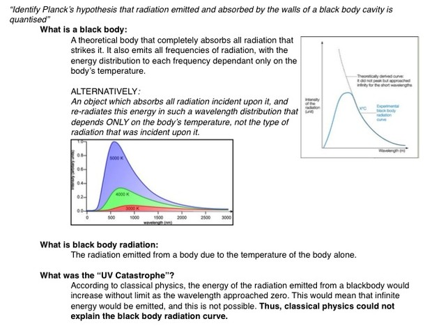 HSC Physics From Ideas to Implementation Syllabus Notes