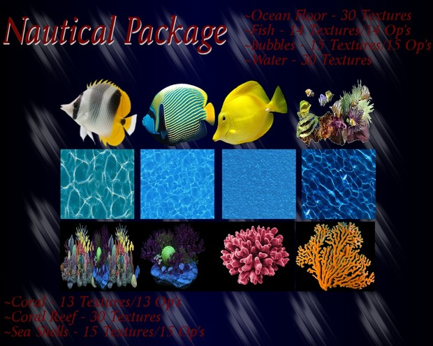 Nautical Package