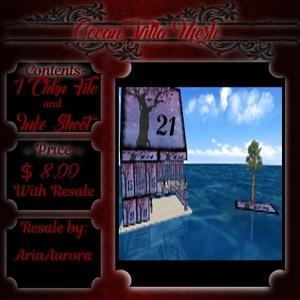 Room Mesh - Ocean Villa (Resale)