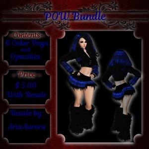 POW Bundle - With Resale