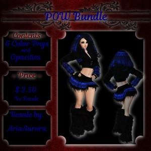 POW Bundle - No Resale