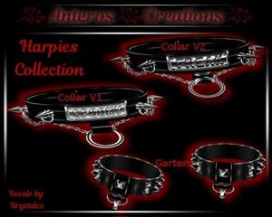 Accessories - Harpies Bundle