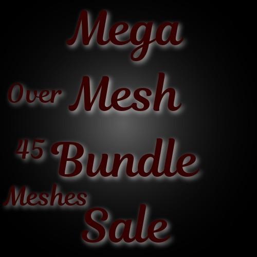 2017 - Mega Mesh Sale - NO RESALE!