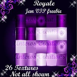 Royale (Purple)