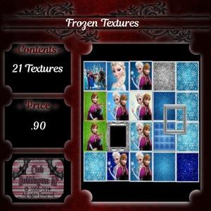 Room Textures --- Frozen  (NO RESALE