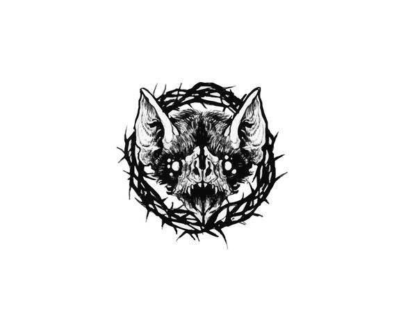 Bat Tattoo Design
