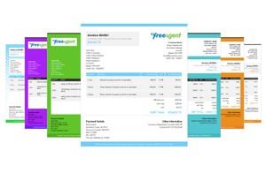 FreeAgent Invoice Templates