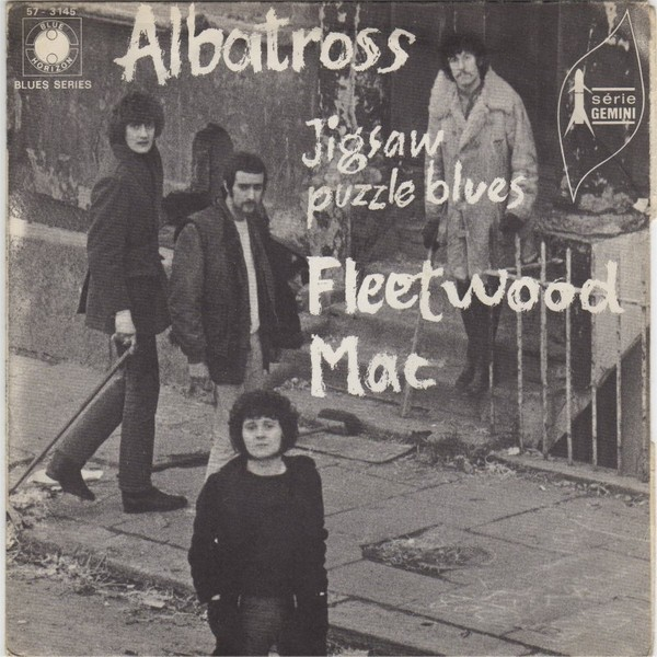 Jigsaw Puzzle Blues - Fleetwood Mac Backing track