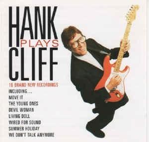The Day I Met Marie - Hank Marvin Backing Track / Karaoke