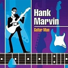 While My Guitar Gently Weeps Backing Track (Hank Marvin's Version)
