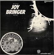 Joybringer - Manfred Mann's Earth Band Backing Track