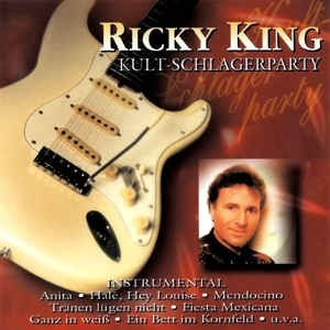 Anita Backing track (as played by Ricky King)