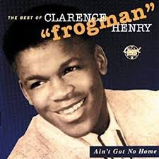 I Don't Know Why I Love You But I Do - Clarence Frogman Henry Karaoke Backing track