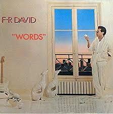 'Words' by F.R. David / Ricky King Version - Backing Track Karaoke
