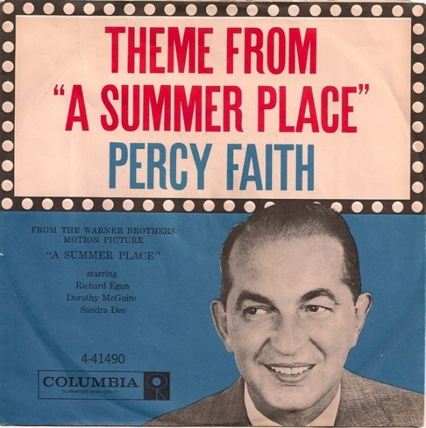Theme From A Summer Place Backing Track
