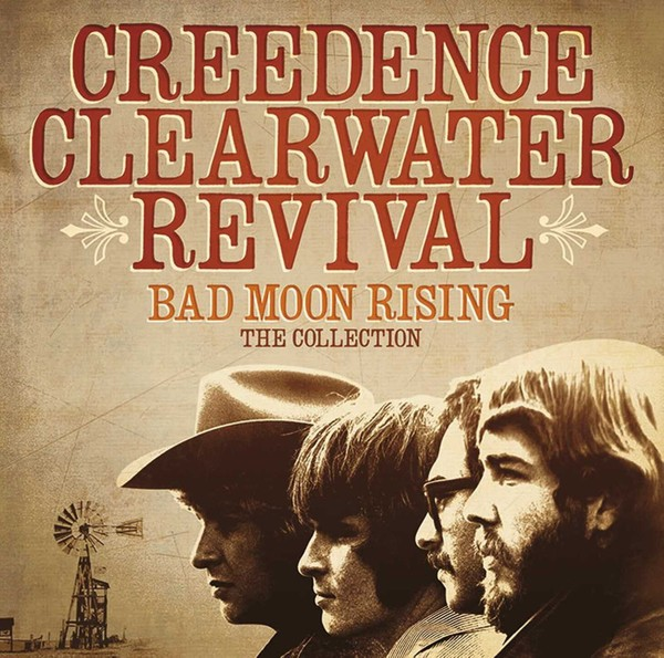 Bad Moon Rising - Creedence Clearwater Revival Karaoke Backing Track