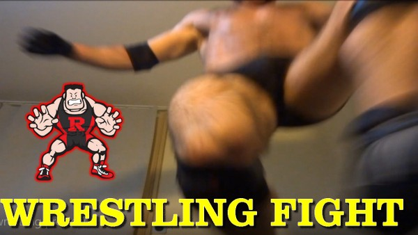 WRESTLING FIGHT (19 MINUTES) 2014