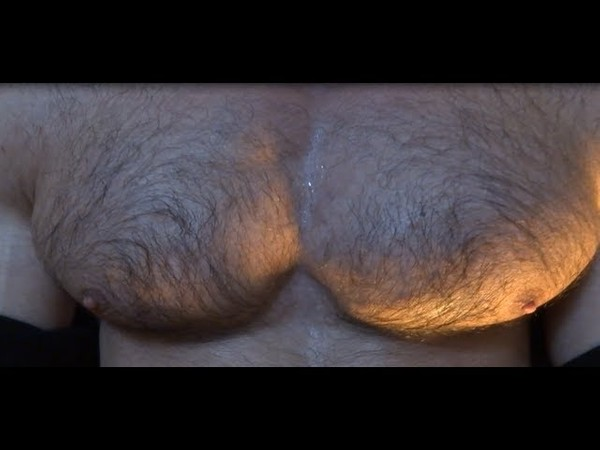 hairy pec bouncing 3'00
