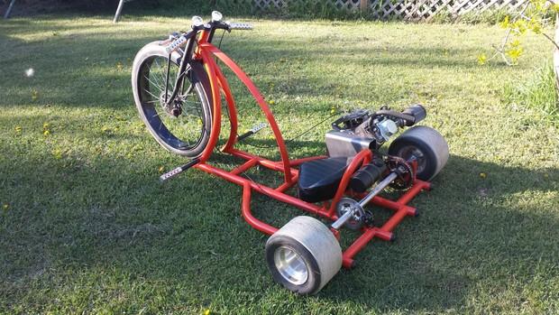 Hooligan Drift Trike Plans