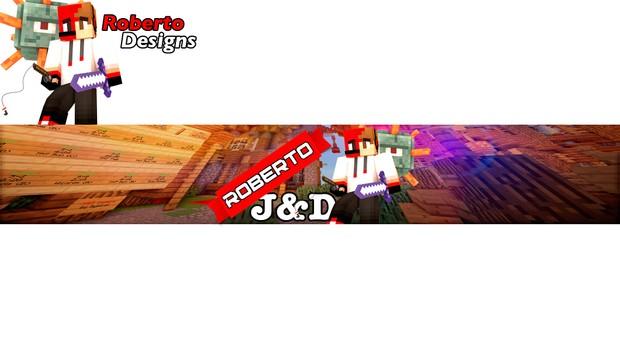 Banner Youtube 2 $