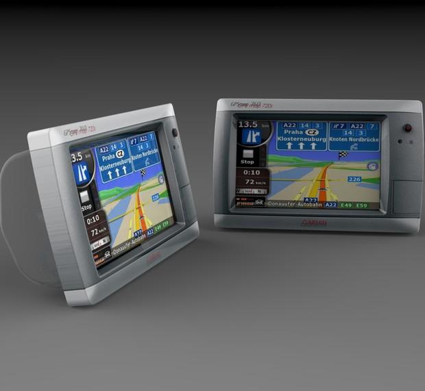 Garmin gps navigator 3D model