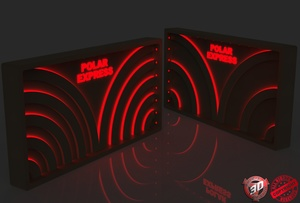 3D Interior Panels Pack