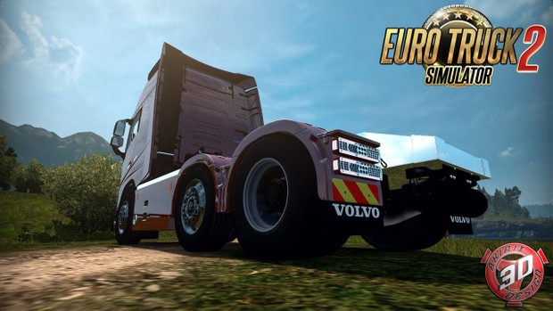 ETS2 Volvo FH16 6x4
