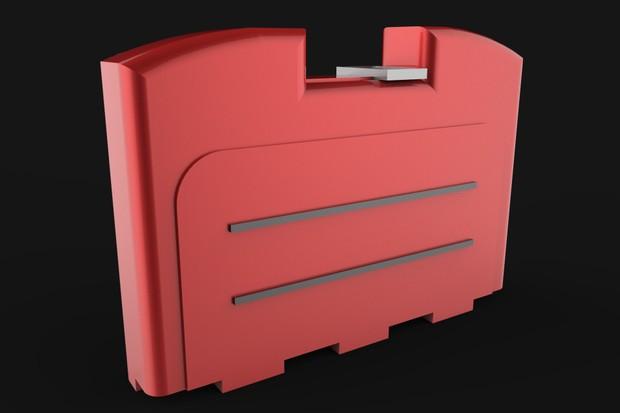 3D toolbox model 3