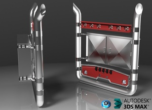 3D Pipes With Lockers