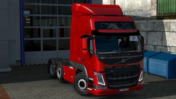 ETS2 Volvo FM Truck Model