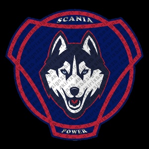 Scania Power Wolf PNG Logo