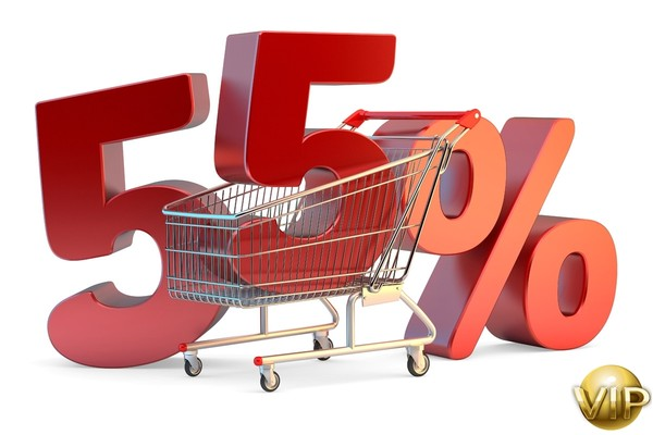 55% Discount Code & VIP Card