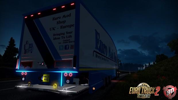 ETS2 2 Teardrop UK Trailer Pack