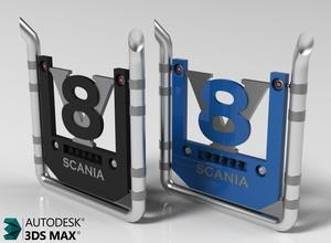 3D BackStack Pipes V8