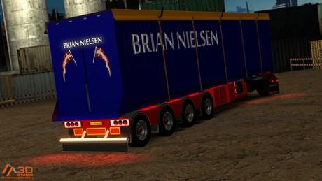 ETS2 1.34.x Brian Nielsen Trailer