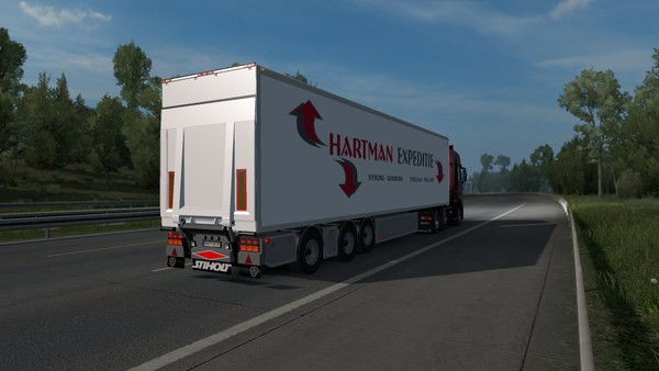 ETS2 1.35 Hartman Expeditie FRC Trailer Model
