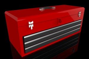 3D toolbox model