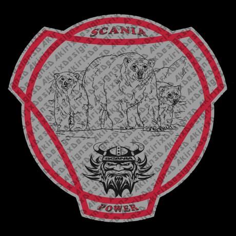 Scania Power Polar Logo