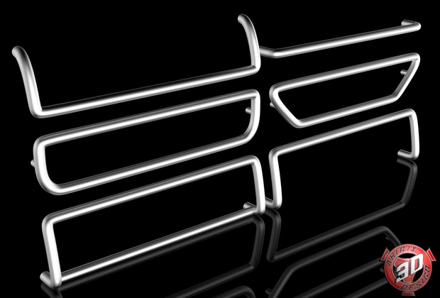 3D Lightbars Pack