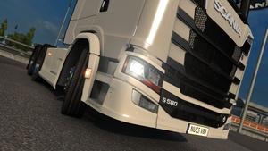 ETS2 Scania Next Gen MultiMod Tractor