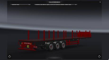 ETS2 Coil Transport Trailer