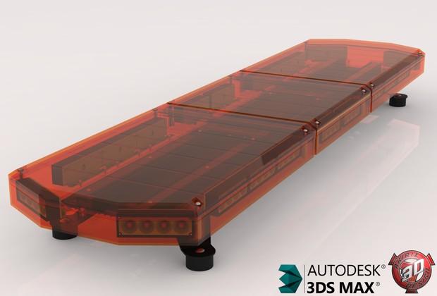 3D Strobe Beacon