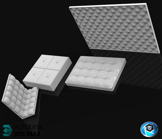 3D pack 4 leather types
