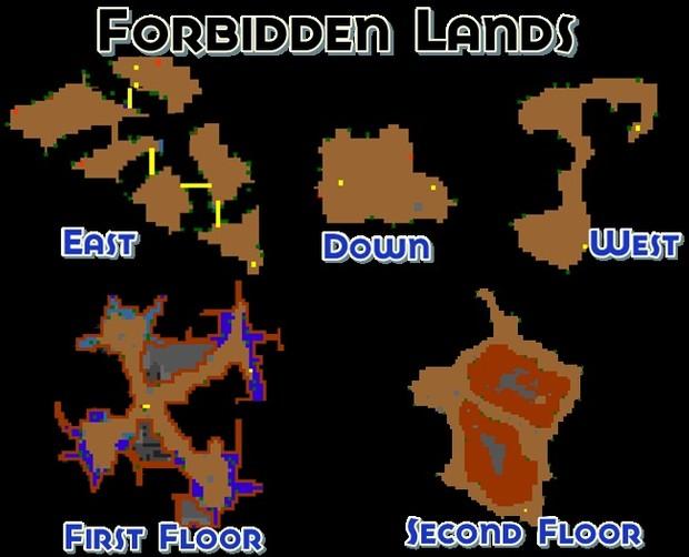 [MS] Forbidden Lands ByNosbor00