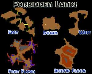 [RP] Forbidden Lands ByNosbor00