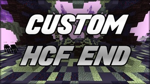 CHEAP CUSTOM END HCF / FACTION MAP WITH KOTH