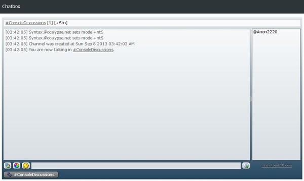 LightIRC Chatbox Pro