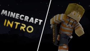 Minecraft intro animation [Available]