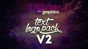 TEXT LOGO PACK V.2