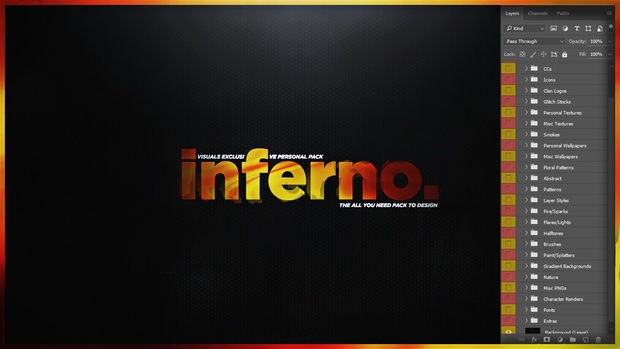 Inferno Graphics Pack!